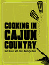 Cooking in Cajun Country (eBook)
